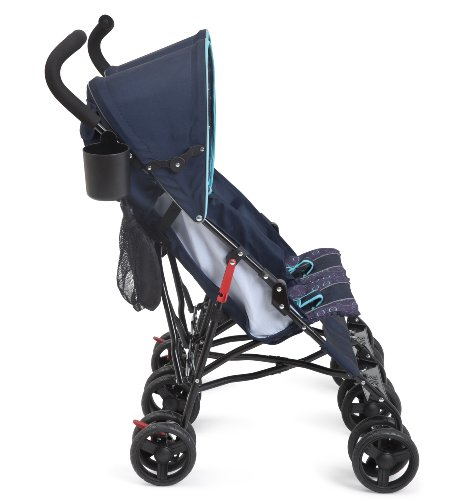 41ZwdnZdjdL - Delta Children LX Side By Side Stroller, Night Sky