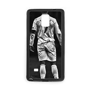 Unique Disigned Phone Case With CR7 Cristiano Ronaldo Image For Samsung Galaxy Note 4
