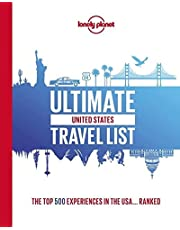 Lonely Planet Ultimate USA Travel List 1 1st Ed.