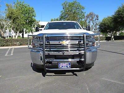 Barricade Grille Guard for Silverado 2500//3500 2011-2014 Black