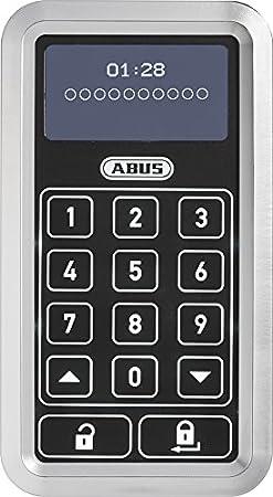 ABUS Funk-Tastatur HomeTec Pro CFT3000S silber 10126 ABUS August Bremicker Soehne KG
