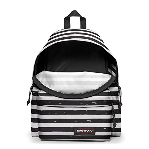 Liters Dos Gris stripe Enfants it Padded Black Cm À Sac Noir Court Eastpak Pak'r 40 24 compton n6AqzxHw