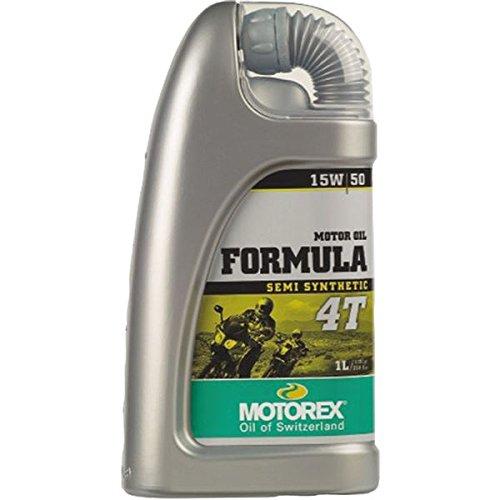 Motorex Formula 4T Oil - 15W50 - 4L. ()