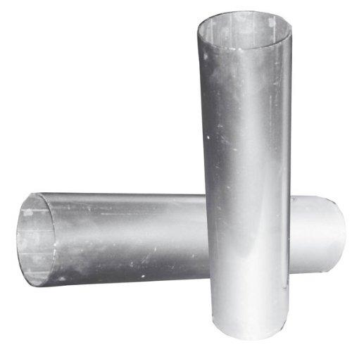 Doc Protection d'acero tubo tondo zincato