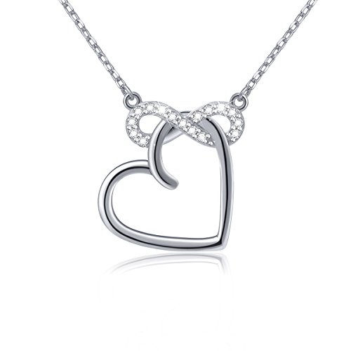 925-sterling-silver-infinity-love-heart-cubic-zirconia-pendant-necklace