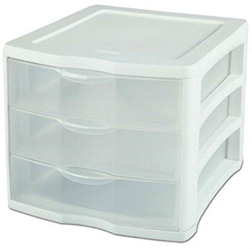 Sterilite ClearView Storage Drawer Organizer