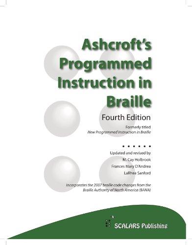 ASHCROFT'S PROG.INSTRUCTION IN