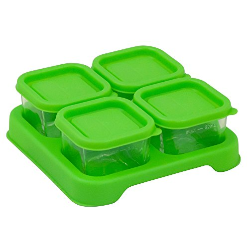 Sprouts Reusable Containers Freezer Green