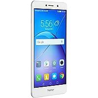 Smartphone desbloqueado con doble cámara Huawei Honor 6X, 32GB de plata (garantía de EE. UU.)