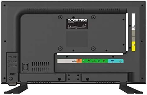 """Sceptre 19"""" Class HD (720P) LED TV (E195BV-SR)"""