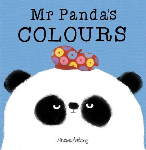 Mr Panda's Colours Board Book (Mr Panda)