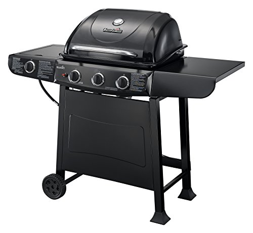 char broil quickset 3 burner gas grill the camping companion. Black Bedroom Furniture Sets. Home Design Ideas