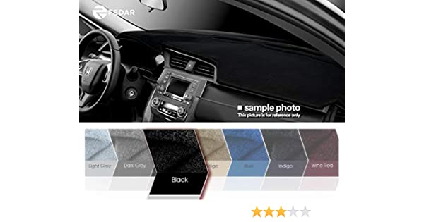 Coverking Custom Fit Dashboard Cover for Select Chevrolet C//K 1500//2500//3500 Velour//Poly Cotton Canvas Mossy Oak