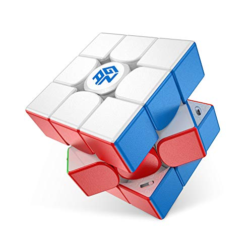 GAN 11 M Pro, 3x3 Magnetic Speed Cube, Frosted Surface (Primary Internal)