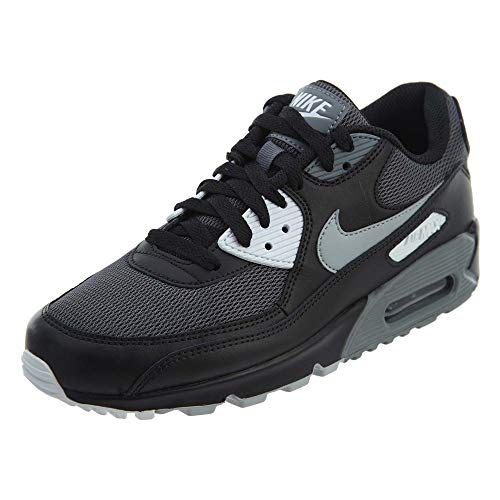 Grey Air 90 Sneaker Essential Max Nike Wolf Black Black fR8vUfy