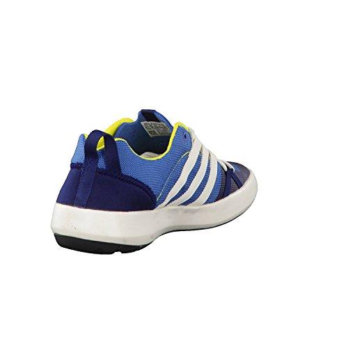 Adidas Terrex Cc Boat, Chaussures de Trail Homme, Bleu (Azubas/Blatiz/Amabri), 47 EU