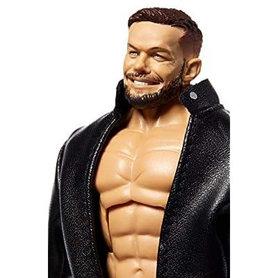 WWE Finn Balor Elite Collection Action Figure, Multicolor: Toys & Games