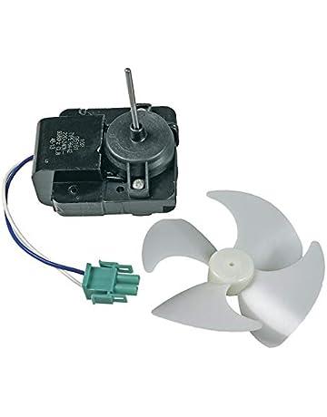 Ventilator Fan Motor 5W 230V Ventilatorflügel 200mm für Kühlgerät Gefriergerät
