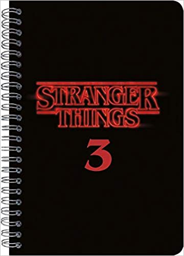 Stranger Things 2020 Planner: Trends International ...
