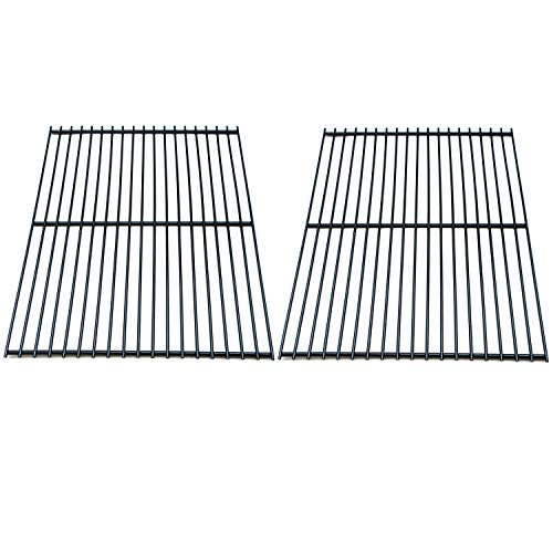 - Direct store Parts DS120 Porcelain Coated Steel Wire Cooking Grid Replacement Master 720-0697; Brinkmann: 810-9490-0 ; Uniflame:GBC091W,GBC940WIR,GBC956W1NG-C,GBC981W,GBC981W-C,GBC983W-C Gas Grill