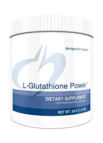 Designs for Health - L-Glutathione Powder, 50g.