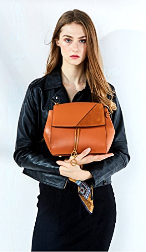 Handbags Bags Designer Ladies Womens Heshe Wine Purse Bag Body Leather Cross Shoulder OqvwwEY
