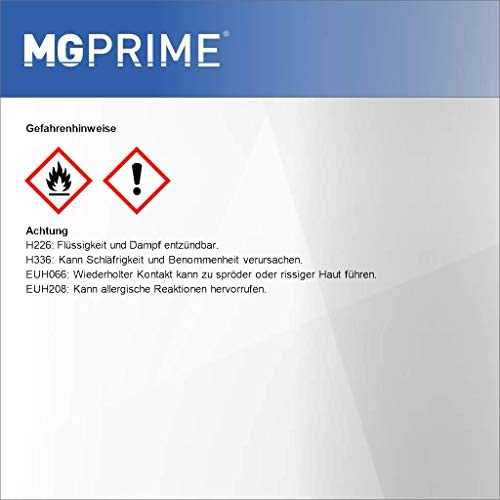 Mg Prime Autolack Lackstift Set Für Mazda 25d Snowflake White Pearl Satinweiss Metallic Grundlack Basislack Klarlack Je 50ml Auto