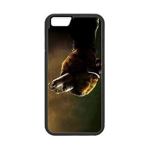 At-Baby Teenage Mutant Ninja Turtles Design Custom Protecoer Phone Case Phonecase Cover For iPhone 6 4.7 (Laser Technology) TT1
