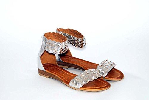 Zapatos verano sandalias de vestir para mujer Ripa shoes made in Italy - 09-R9005
