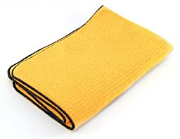 Cobra Guzzler HD Waffle Weave Drying Towel, 16 x 24 inches