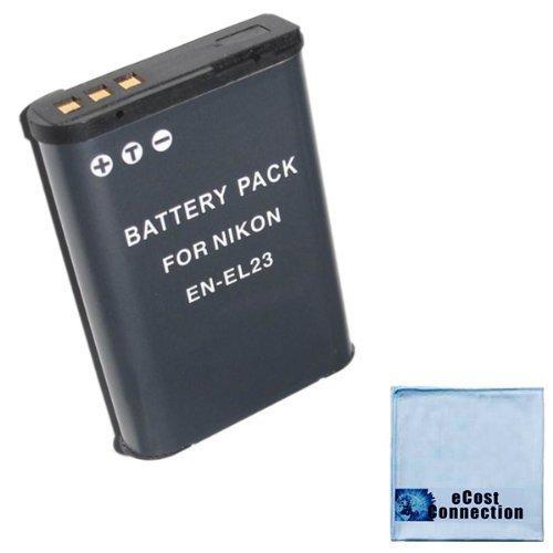 en el23 Battery for Nikon coolpix p600 Camera More Models Digital Camera Accessories