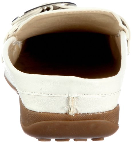 Para 001 Mujer Conti 879009 Blanco weiss Mocasines Andrea qHaO1x