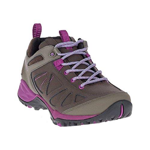 Hiking purple Grippy Waterproof Brindle ladies Shoes Merrell Siren Womens Q2 Walking gnqaaHC1