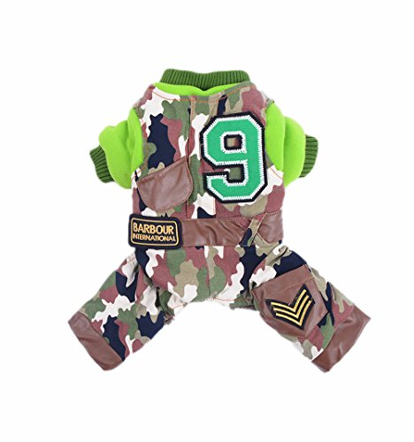 [Uniquorn 2016 New Pet Clothing Dog Clothes Magic Camouflage Cool Incoming Hundred Percent Retention] (25 Cents Costume)