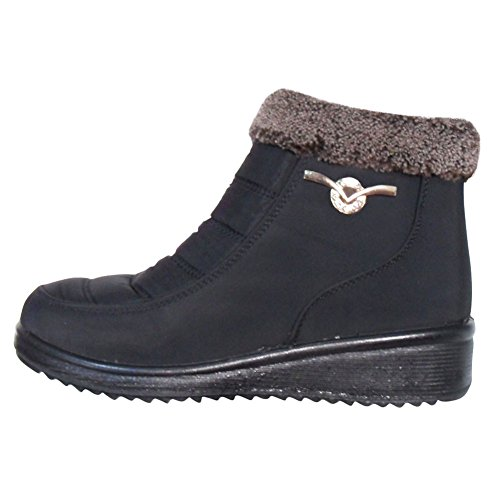 insulated booties women - 7