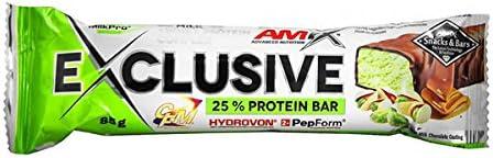 Amix Exclusive Protein Bar 12*85 Gr Frutas Del Bosque 0.021 ...