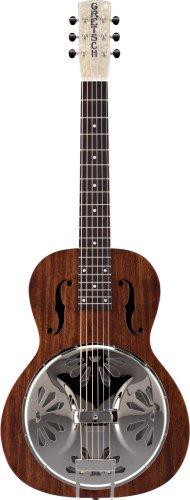 Natural Resonator - Gretsch G9210 Boxcar Square-Neck Resonator Guitar - Natural