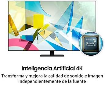 Samsung QLED 4K 2020 75Q80T - Smart TV de 75