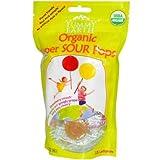 yummy earth chili - Organic Lollipops Super Sour - 3 oz,(Yummy Earth)