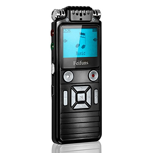 digital-voice-recorder-2-in-1-portable-tape-recorder-8gb-mp3-player-professional-dictaphone-usb-rech
