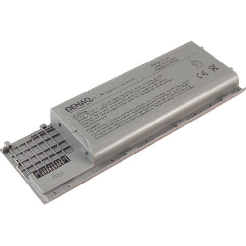 Denaq 6-Cell 56Whr Battery for Dell Latitude D620 (NM-PC764) by Denaq
