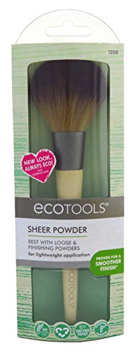 Ecotools #1200 Make-Up Brush Large Powder (2 Pack)