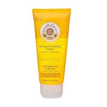 Roger Gallet Bois D orange Fresh Shower Gel Invigorating 200 Ml. 6.6 Fl.oz