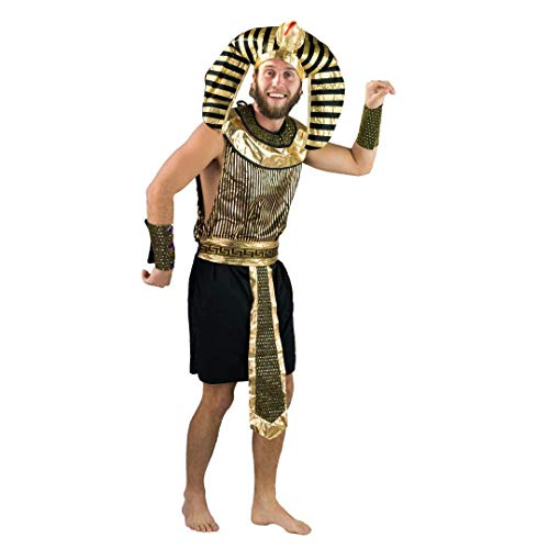 Bodysocks Egyptian Pharaoh Emperor Men's Costume (Large) -