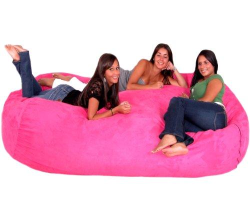 Giant Bean Bag Pink - 8