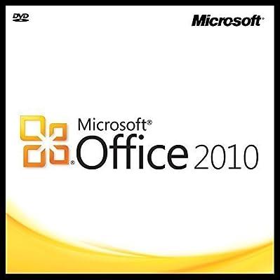 Microsoft Office 2010 Home & Business SP1 32/64-bit DVD Media + Product Key / COA
