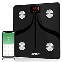 RENPHO Smart Scale Bilancia Smart Bluetooth Digitale