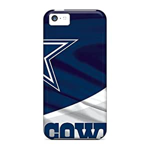 Frashop986 Fashion Protective Dallas Cowboys Cases Covers For Iphone 5c