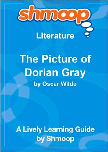 Picture of dorian gray shmoop