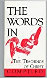 img - for Words in Red: The Teachings of Christ book / textbook / text book